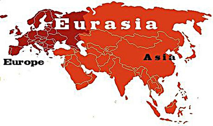 Материк - Евразия