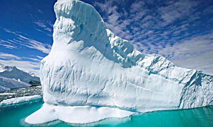 Материк - Антарктида (сколько материков на земле)