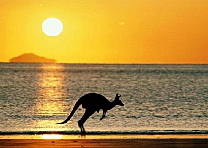 Материк - Австралия