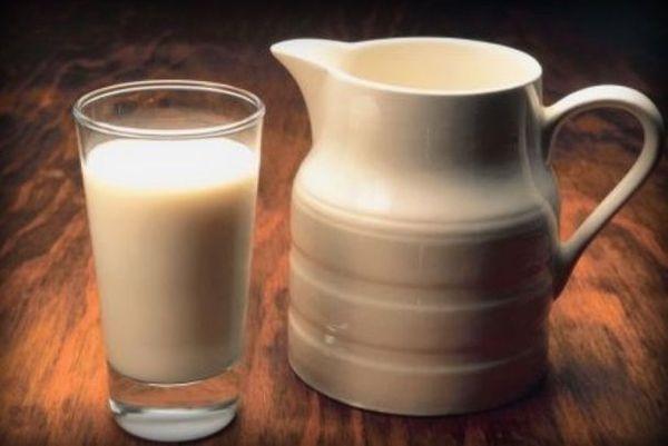 Сколько кг в 1 литре молока