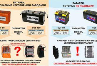 Легкая батарея не может быть качественной