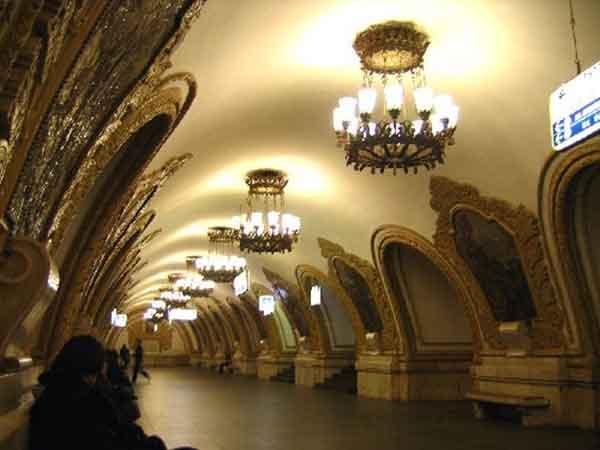 Правила поведения и проезда в метрополитене Москвы