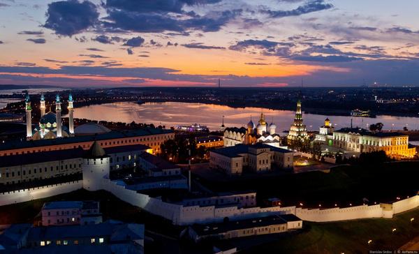 Сколько людей живет в Казани сегодня