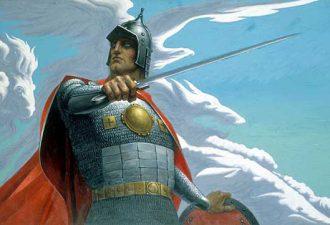 Сколько весил меч Александра Невского