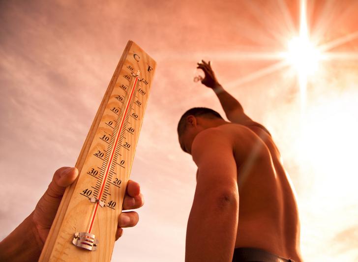 Степени тяжести солнечного удара
