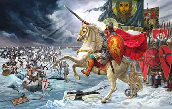 Волшебные свойства меча Александра Невского